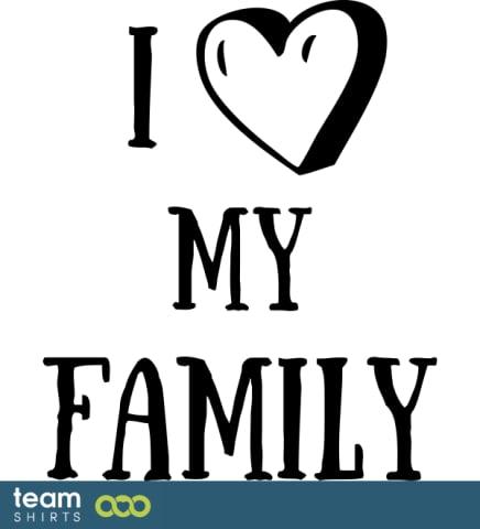 5503 Ich liebe meine Familie