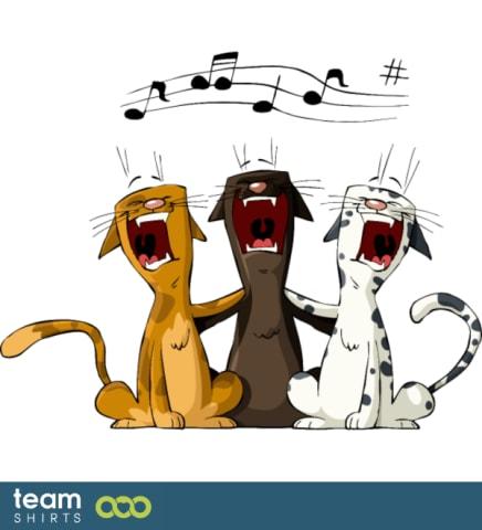 Singen katzen