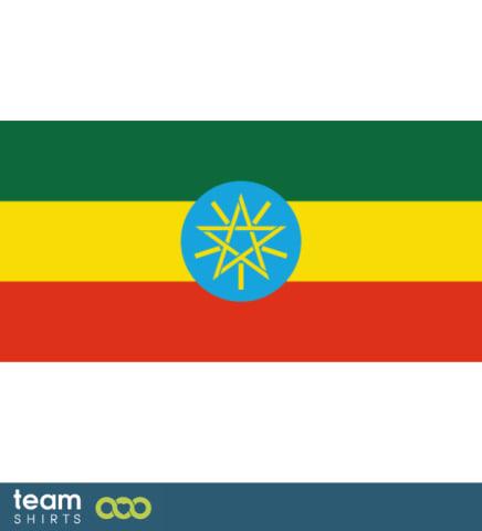 Flagge Äthiopien
