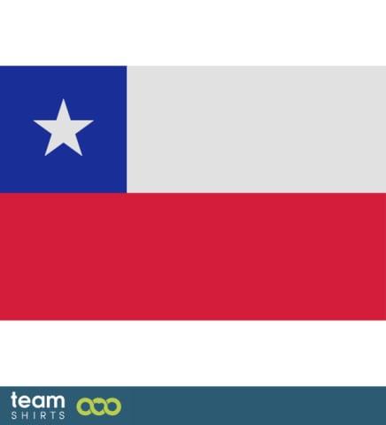 Flagge Chile