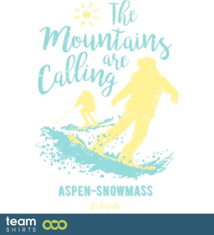 Snowboard Ski Aspen Snowmass Colorado