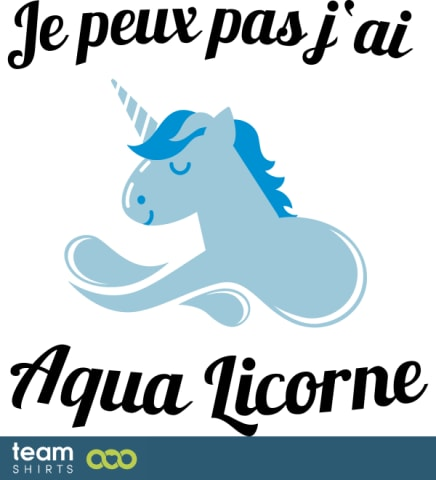J'ai Aqua Licorne 2