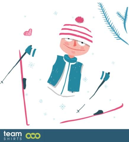 Einfach Ski fahren