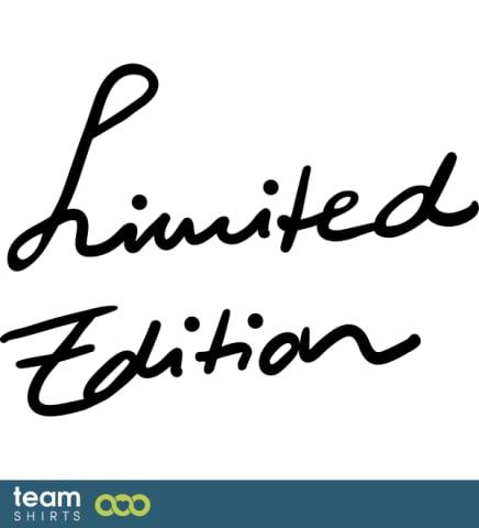 limitierte Auflage, beschränkte Auflage