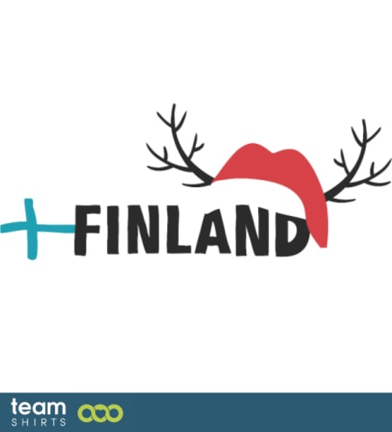 Suomi finland logo joulu