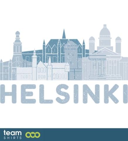 Skyline von Helsinki