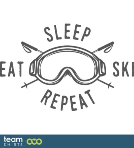 EAT-SLEEP-SKI-REPEAT II