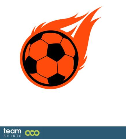 FUSSBALL IN FLAMMEN