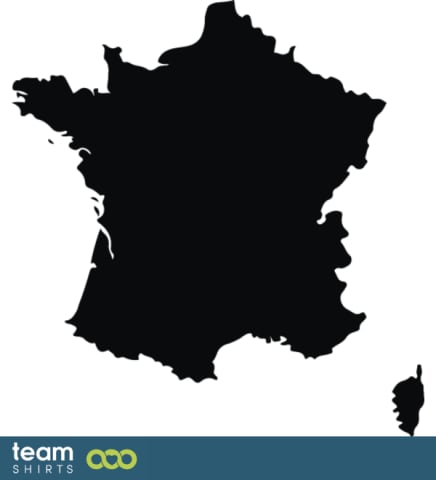 FRANCE SILHOUETTE