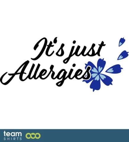 anne just allergies