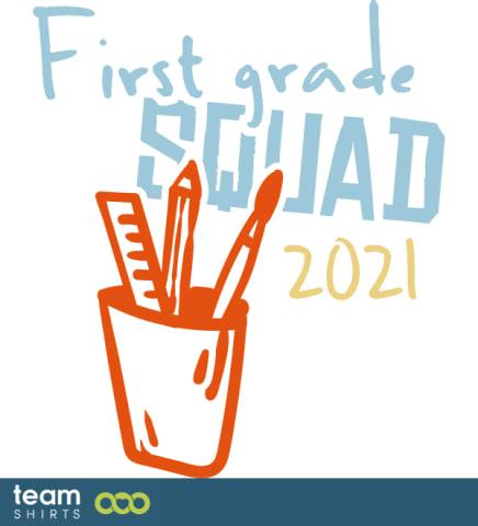 first grade squad 2021