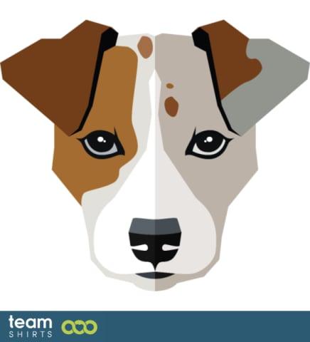 Animals vectorstock 5433709 all Dog Face 007