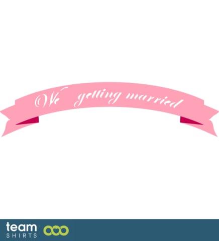 Wedding Banderole